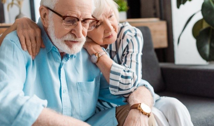 Hearing loss, talking loudly, and COVID-19